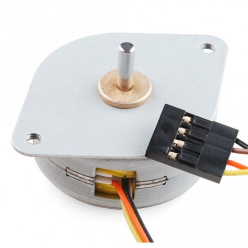 small stepper motor rob 10551 sparkfun