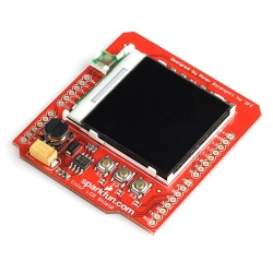 SparkFun Arduino Colour LCD Shield