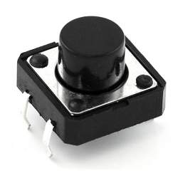 SparkFun Momentary Push Button Switch - 12mm Square