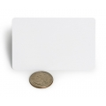 RFID Card plain white - 125kHz
