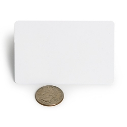 SparkFun RFID Card plain white - 125kHz
