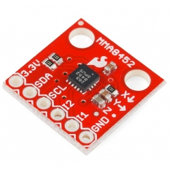 SparkFun MMA8452Q - Triple Axis Accelerometer Breakout