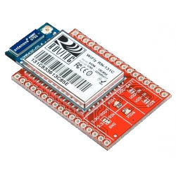 SparkFun WiFly GSX Wireless Ethernet Wifi Breakout