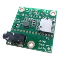 Audio Adaptor Board for Teensy 3.0/3.1/3.2
