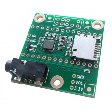 Audio Adaptor Board for Teensy 3.x boards (Rev C)