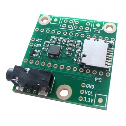 Teensy Audio Adaptor Board for Teensy 3.x boards (Rev C)