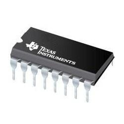 Texas Instruments CD4052 Dual 4-Channel Multiplexer with Logic-Level Conversion