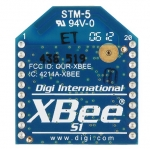 XBee 1mW Trace Antenna - Series 1