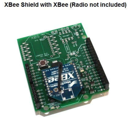 XBee / XRF Shield