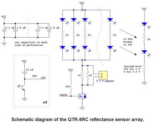 149 together with Qtr 8rc Sensor moreover Serial  munication Using Pic16f877a Microcontroller additionally CD2003   yet another simple FM radio receiver as well Building Power Control Interface For Rgb Led Strips. on transmitter schematic diagram