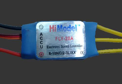 HiModel Speed Controller