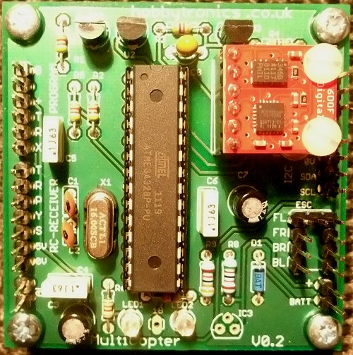 Multicopter Main Board