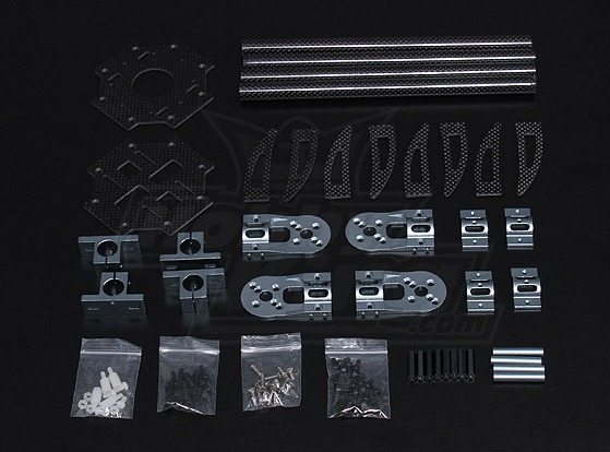 Talon kit of parts