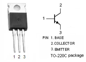 Simple Infrared Receiver moreover Difference Between  mon Anode And  mon Cathode 7 Segment Display together with 20 Led Cheap Electronic Vu Meter Using Transistor together with Cpt as well Hk4100f Dc5v Shg Datasheet Relay. on npn transistor layout