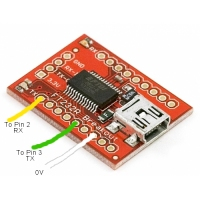 Sparkfun FT232RL USB to Serial Breakout Board
