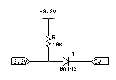 DB9 Serial Break Out Cable as well Brushless Fan Schematic together with Schot y Logic Level Conversion as well Shema Podklyucheniya Optopary additionally Pinout Rj45 Wiring Diagram. on arduino rs 232